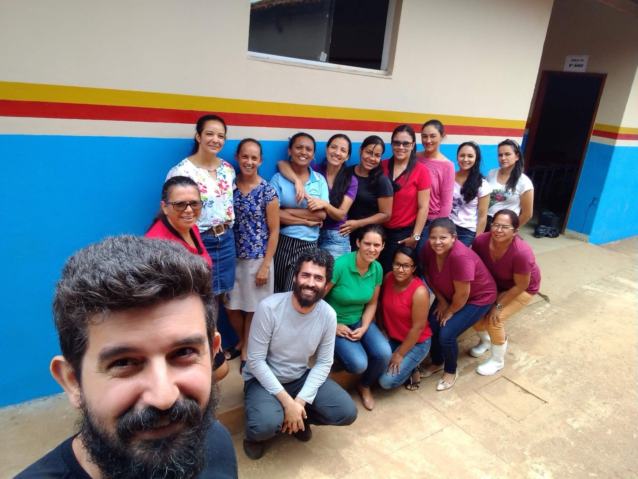 Projeto de Educação Ambiental no Vale do Rio Peixe Bravo, município de Rio Pardo de Minas, Minas Gerais