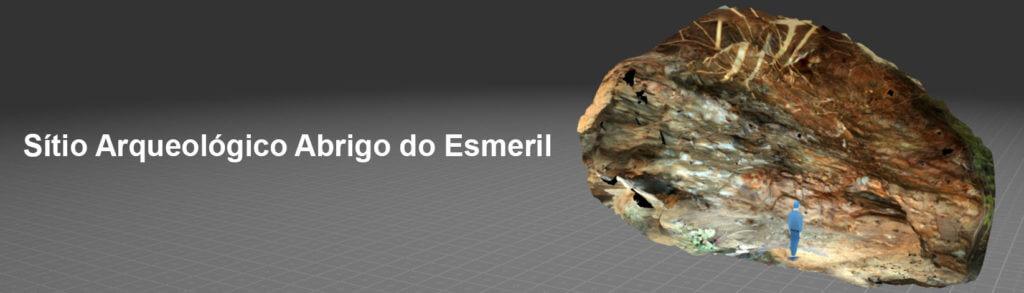 Sítio Arqueológico Abrigo do Esmeril
