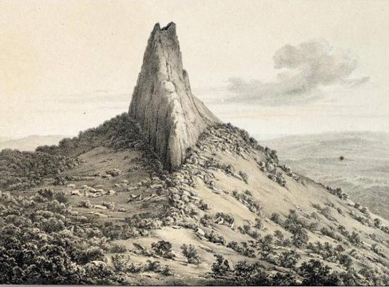 Imagem Geossistemas ferruginosos e Cangas: Patrimônio Histórico e Paleoambiental