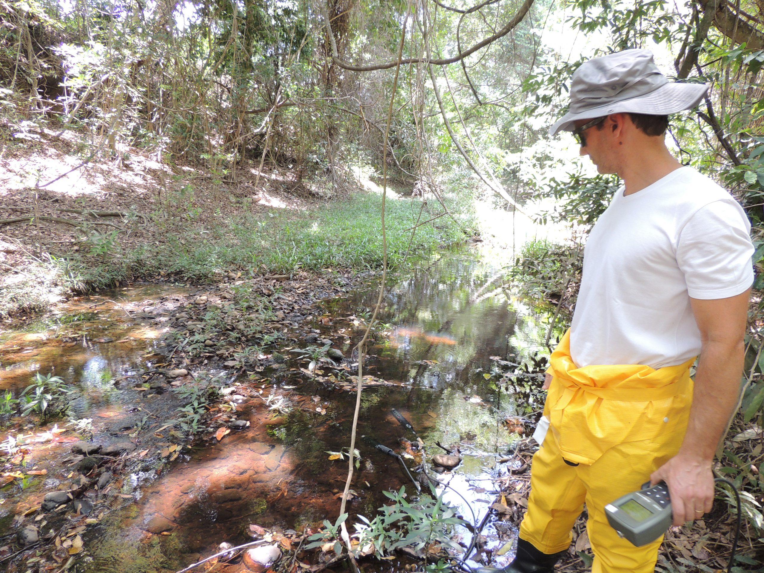 Imagem Biólogo do Instituto Prístino participa da Comissão Técnica de Meio Ambiente do CRBio-04.
